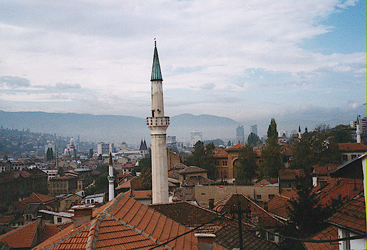 Sarajevo, Bosnia-Herzegovina, photo by author